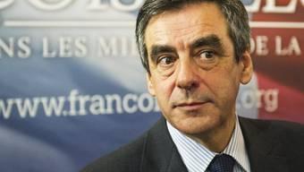 Fillon: UMP kann nicht auf Rettungsengel warten (archiv)