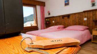 Mehr Businesshotels, da sieht Aargau Tourismus den Schlüssel zum Erfolg. Foto: Keystone