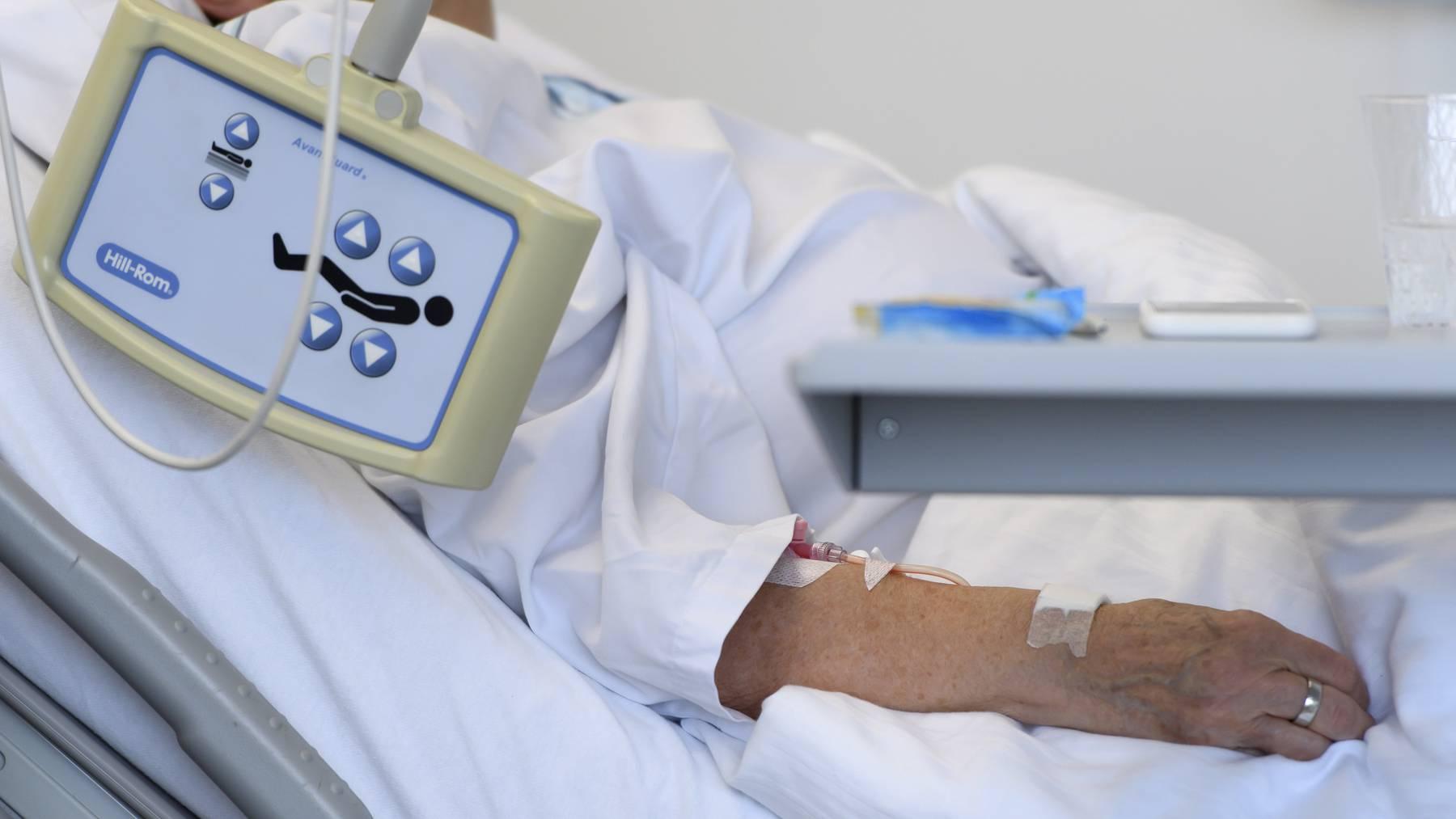 Die Forschungsprojekte sollen dabei helfen, das Gesundheitswesen bezüglich Covid-19 zu verbessern. (Symbolbild)