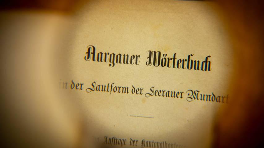 Wie spricht man eigentlich «Aargauer-Dialekt»?