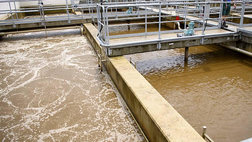 Die beiden Kläranlagen St. Gallen-Hofen und Steinach-Morgental filtern neu auch kleinste Spuren von Verschmutzungen aus dem Wasser. (Symbolbild)