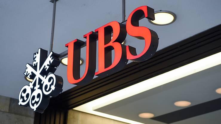 Weil die UBS der EU als Erste das Devisenkartell gemeldet hat, entgeht sie einer Busse von rund 185 Millionen Euro. (Archiv)