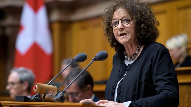 Bea Heim, SP-Nationalrätin aus Solothurn, befasst sich seit Jahren mit dem Problem der Lieferengpässe.