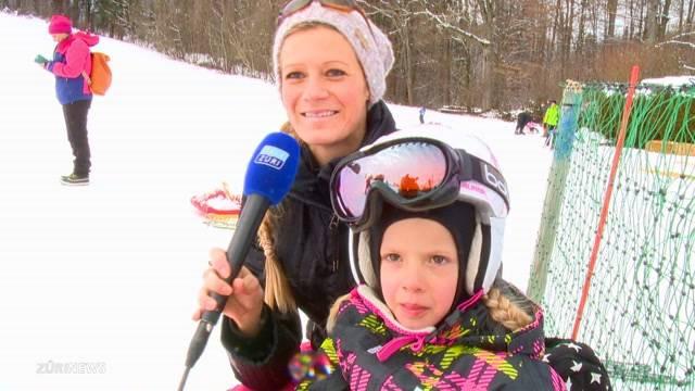 Tiefster Skilift der Schweiz geöffnet