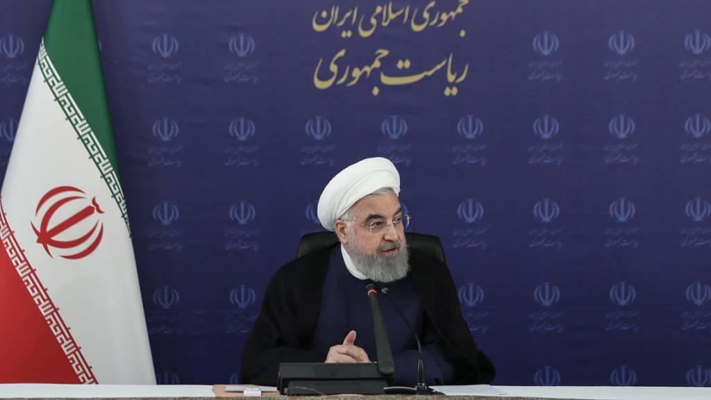 Fünf Jahre Wiener Atomabkommen: Iran verurteilt US-Ausstieg