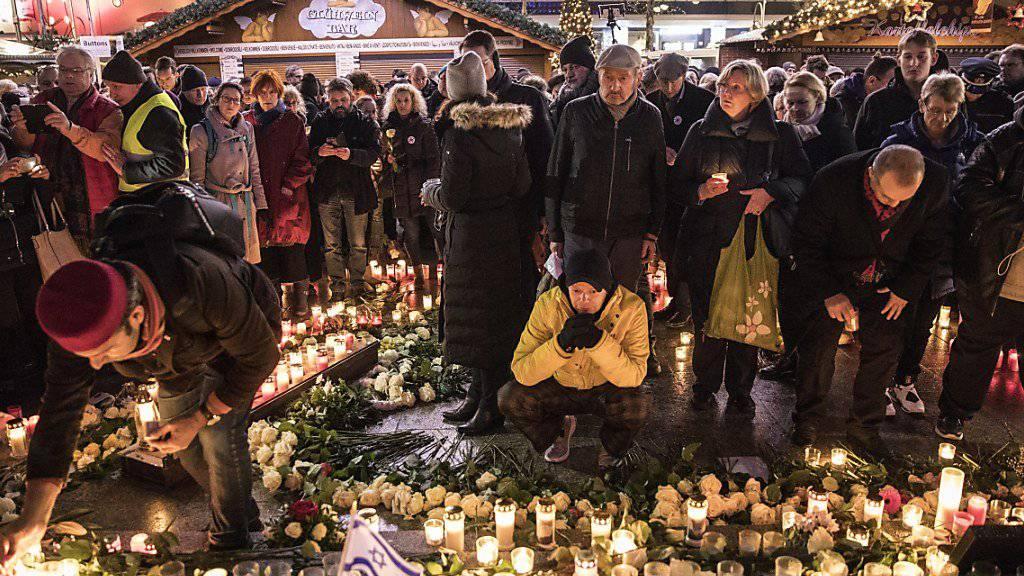 Berliner Polizei übt Selbstkritik