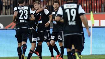FC Aarau spielt auswärts gegen GC
