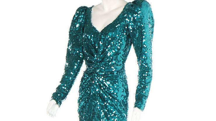 Hollywood-Glamour: Kleid von Prinzessin Diana für rund 135'000 Franken versteigert.