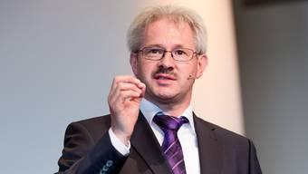 Dafür, dass ein Milizamt mit beruflichem Aufstieg nicht immer vereinbar ist, hat Kurt Schmid, der Präsident des Aargauischen Gewerbeverbands, Verständnis. (Archivbild)