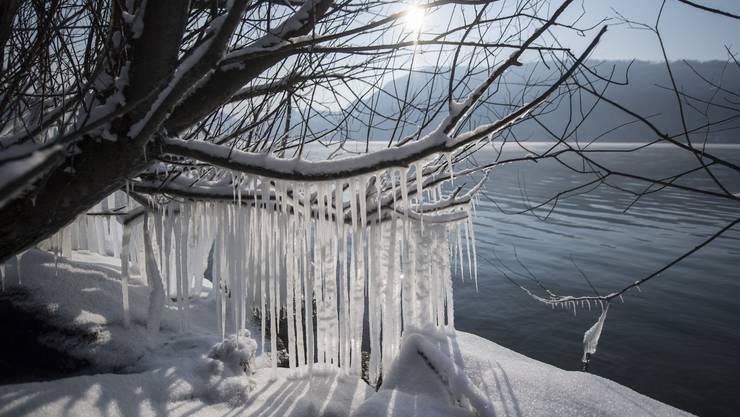 Sibirische Kältewelle
