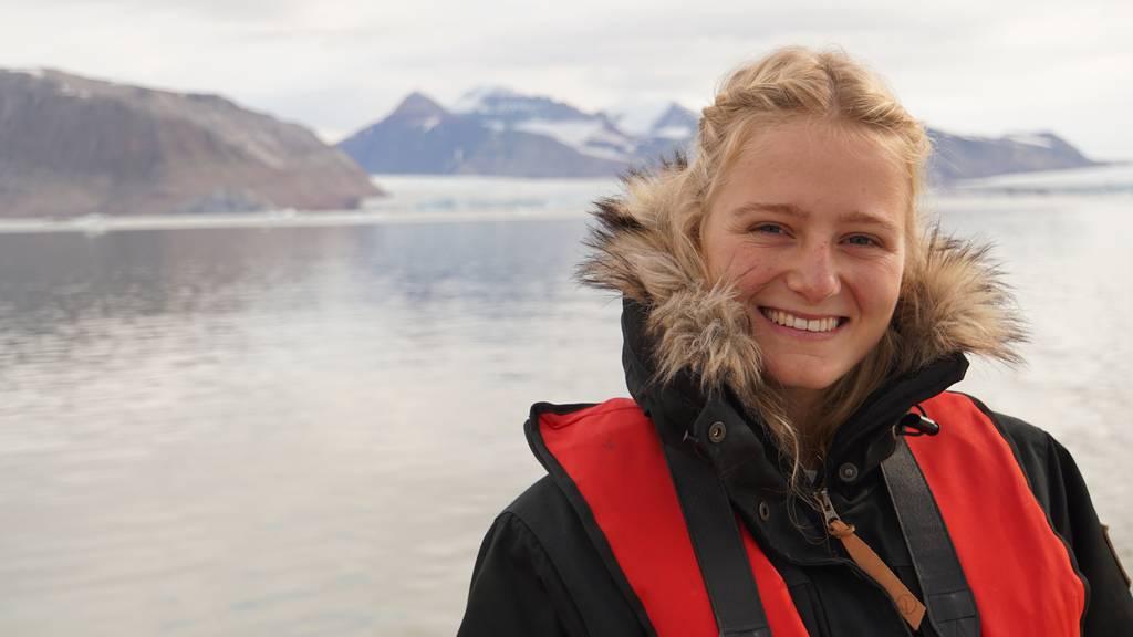 Jasmin in der Arktis
