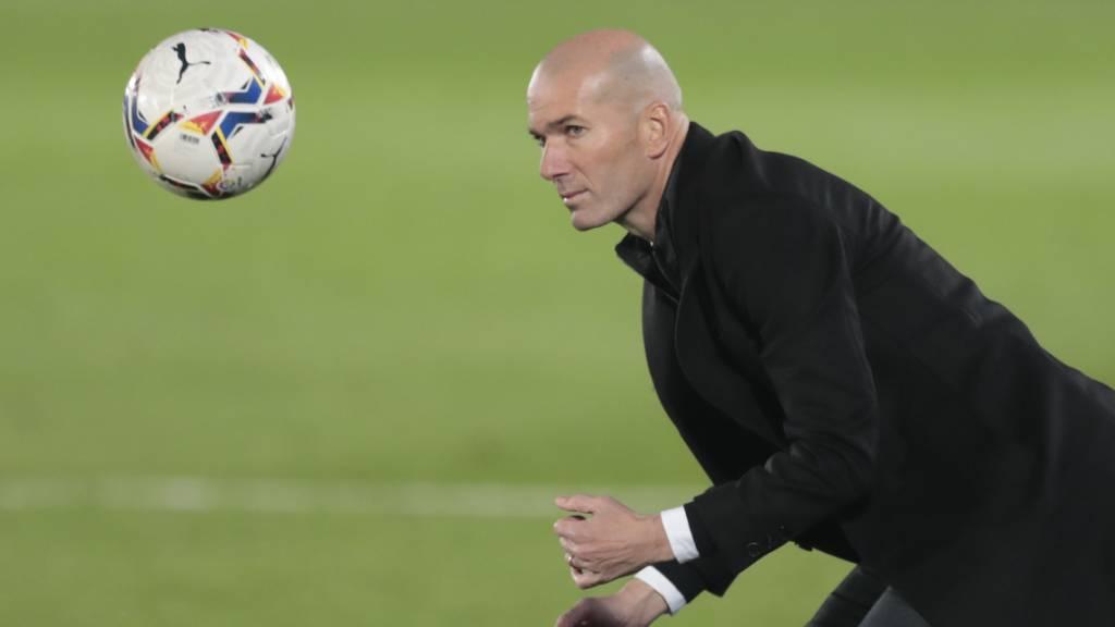 Real Madrid kassiert Heimniederlage