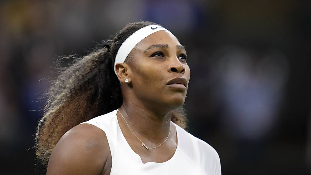 Serena Williams muss ihrem Körper eine längere Pause geben und meldet für das US Open Forfait an