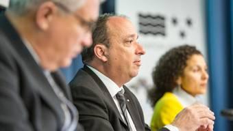PK zur Aargau-Rechnung 2017