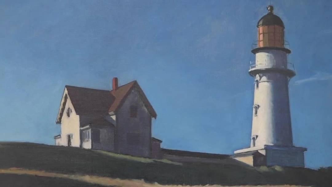 Fondation Beyeler zeigt Edward Hopper