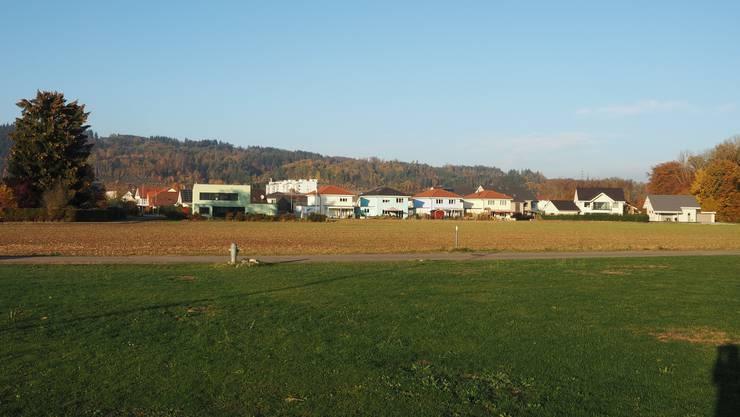 Für gut 1,3 Millionen Franken will die Gemeinde 3574 Quadratmeter unerschlossenes Bauland kaufen.