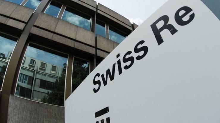 Der Rückversicherer Swiss Re sieht einen kompletten Wandel im Geschäft mit Lebensversicherungen. (Archiv)