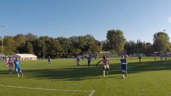 Der FC Dietikon besiegt Wangen bei Olten mit 1:0