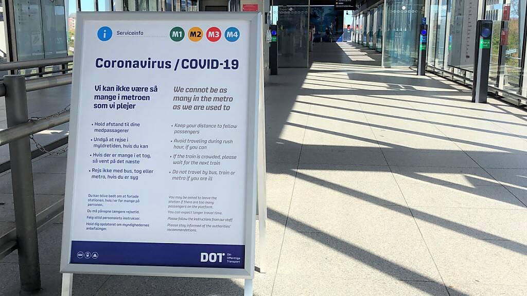 Verschärfte Einreiseregeln in Dänemark - Corona-Test nach Ankunft