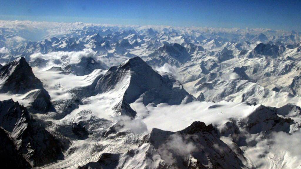 Gletscher am dritten Pol verlieren mehr Eis als sie neu bilden