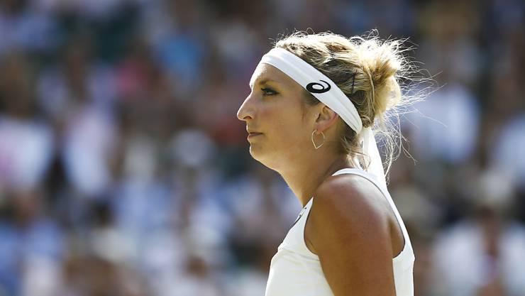 Timea Bacsinszky muss verletzungsbedingt das WTA-Turnier in Gstaad auslassen