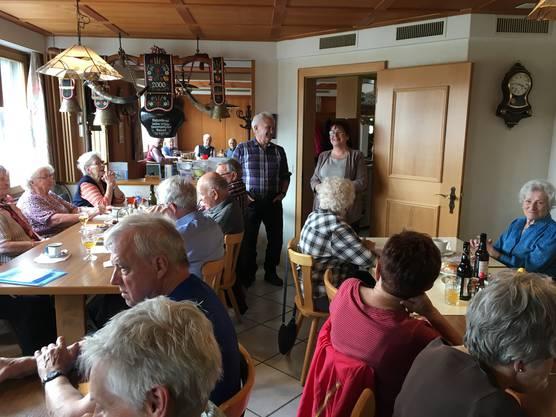 letzte Ostertüschete...im Bären Grasswil BE bei Familie Künsch