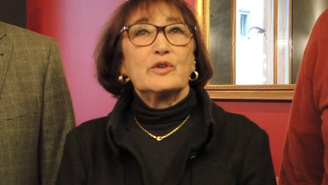 Wird der Seniorenrat jetzt politisch? Frage an die Präsidentin Ruth Blum