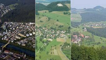 Fusionsprojekt Trimbach, Wisen und Hauenstein-Ifenthal