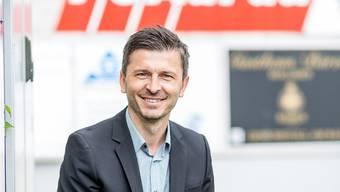 Marinko Jurendic (40) ist seit Sommer 2017 Cheftrainer des FC Aarau. Nach Startproblemen hat er die Mannschaft stabilisiert.