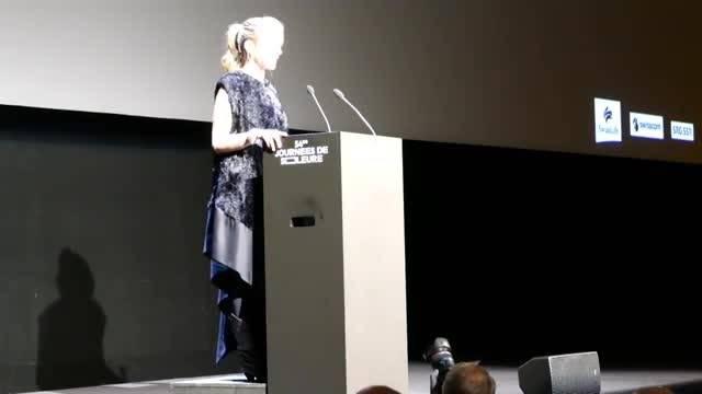 Rede von Direktorin Seraina Rohrer an der Eröffnung der 54.Solothurner Filmtagen