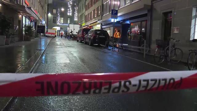 Bombenalarm im Bahnhof Bern