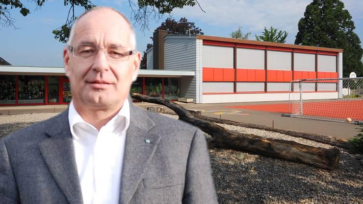 Das Stimmvolk von Mettauertal entscheidet am 22. November darüber, ob die Schule Etzgen geschlossen wird. Gemeindepräsident Peter Weber kontert nun den Vorwurf, das Infoblatt der Gemeinde berichte dazu einseitig.
