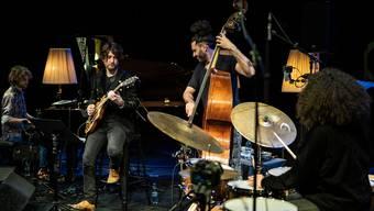 Or Bareket Quartet bei «Musig im Pflegidach» in Muri