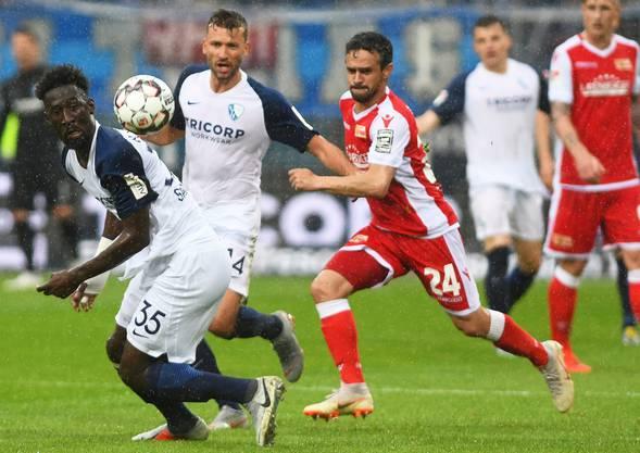 Union Berlin stolpert über den VFL Bochum.