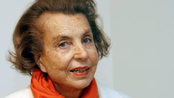 Frankreichs reichste Frau erhält einen Vormund (Archiv)