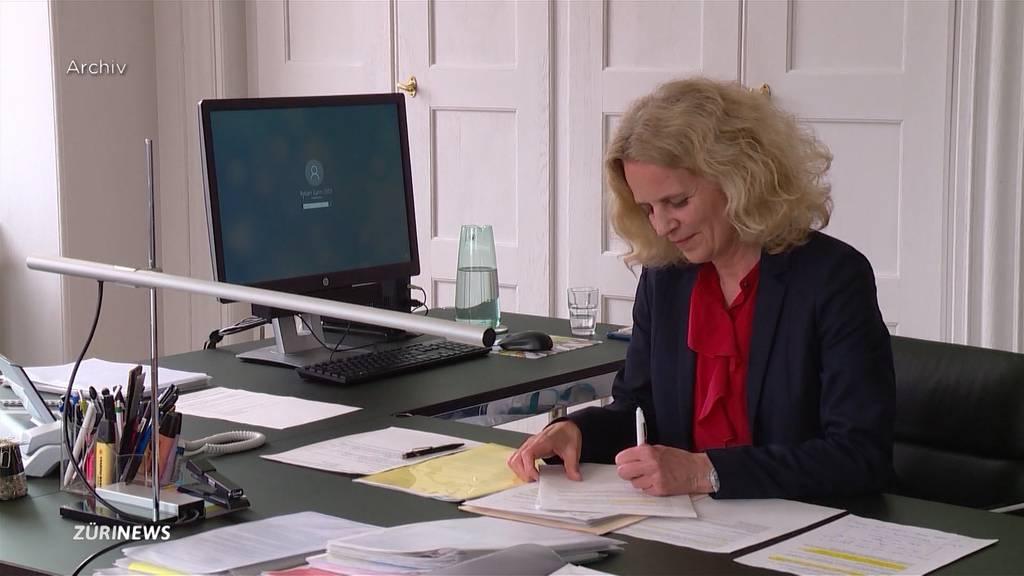 CVP fordert Rücktritt von Zürcher Stadträtin Karin Rykart
