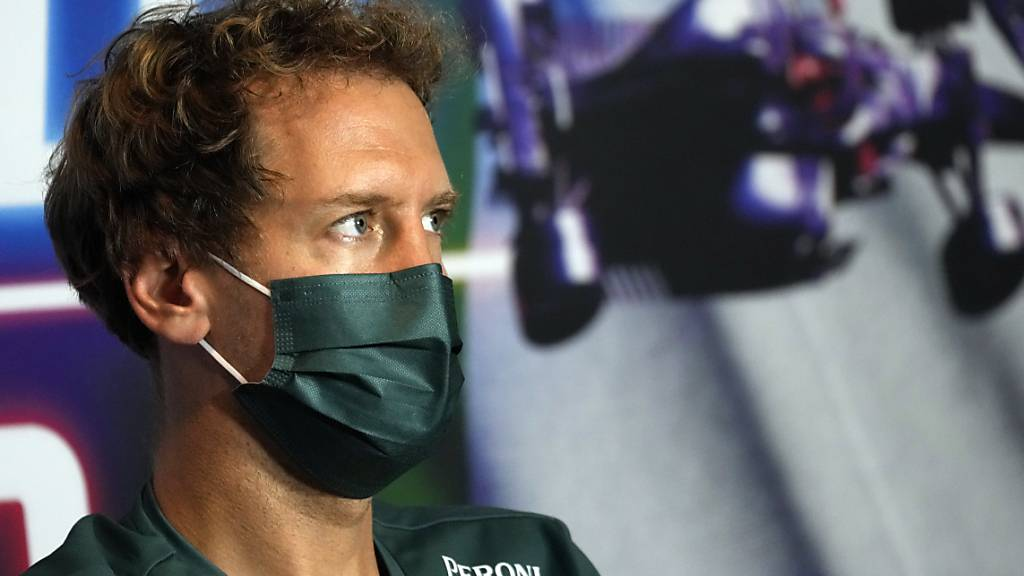 Wird auch in der nächsten Formel-1-Saison in einem Aston Martin sitzen: der vierfache Weltmeister Sebastian Vettel