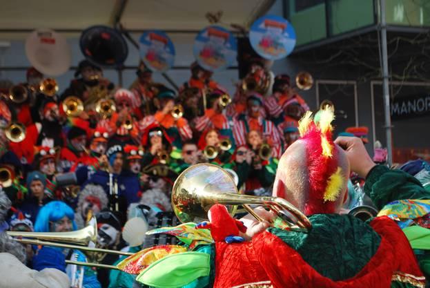Das Monsterkonzert stand unter der Leitung mehrerer Dirigenten