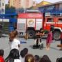 Das ausrangierte Feuerwehrauto aus Brugg ist in Uruguay angekommen. (Facebook)