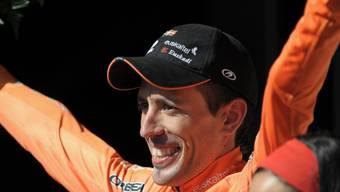 Mikel Astarloza nach seinem TdF-Etappensieg