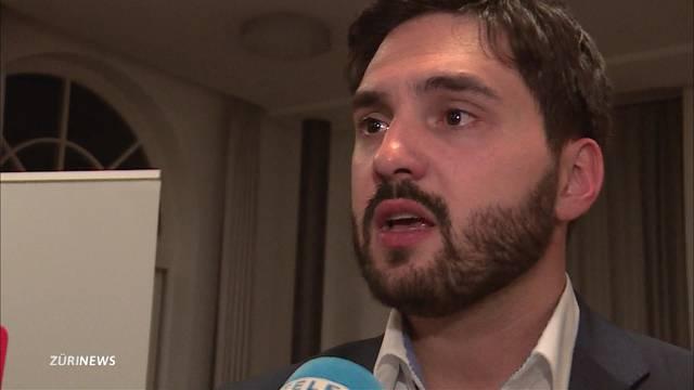 Cédric Wermuth als Ständeratskandidat