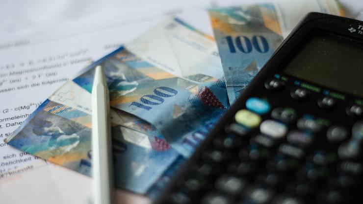 Der vom Stadtrat vorgelegte Budgetentwurf sieht ein Defizit von 160 Millionen Franken vor (Symbolbild).