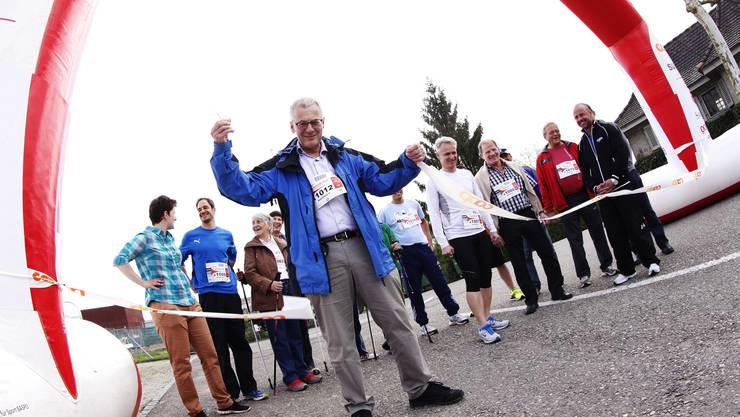 Die vielen Starts im  Pensum von Stadtpräsident Kurt Fluri gaben zu reden.