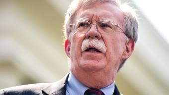 John Bolton war von April 2018 bis September 2019 Nationaler Sicherheitsberater und hat über seine Zeit im Weissen Haus ein Buch geschrieben.