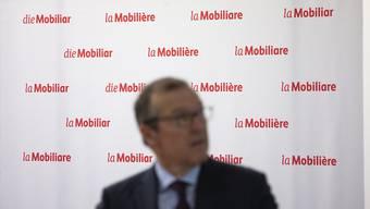 Mobiliar-Chef Markus Hongler kann mehr Prämieneinnahmen und Gewinn im ersten Halbjahr bekannt geben. (Archiv)