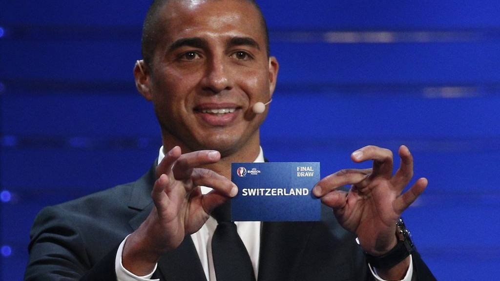 David Trezeguet zieht die Schweiz.
