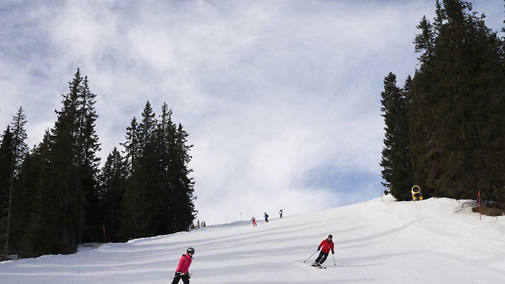 Noch ist das Geschäft im Wintertourismus zäh, doch es zwingt die Anbieter zu neuen Ideen. (Symbol)