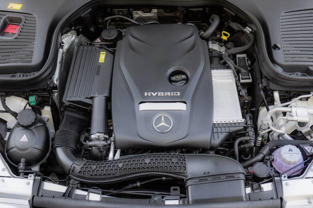 Mercedes GLC 350e