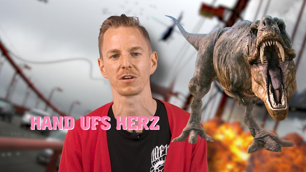 «Jeder Kinofilm braucht einen Dinosaurier»