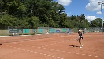 Ab 11. Mai wird beim Tennisclub Engstringen wieder gespielt.
